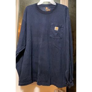 Men's Carhartt shirt